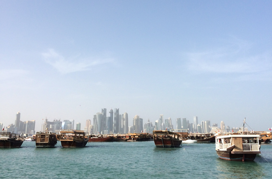 First time in Doha? From shopping to sandboarding, food and desert trips, there is a lot to see and do. Walk along the Corniche, visit Souq Waqif or the Museum of Islamic Art, go dune bashing or explore West Bay. Click through for tips on what to do on your holiday and travels in and around Doha, Qatar's capital city.