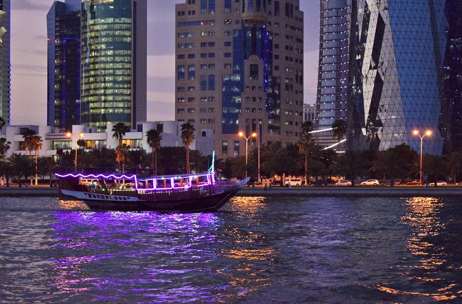 Dhow night Doha