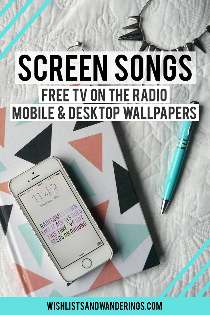 ScreenSongs TV on the Radio
