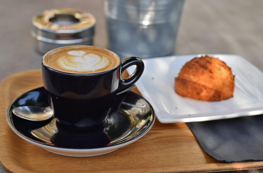 Kaffabar Brussels coffee
