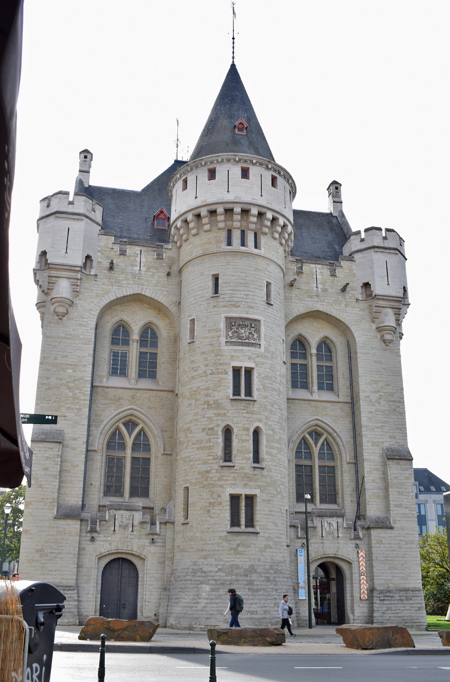 Brussels Porte Hal