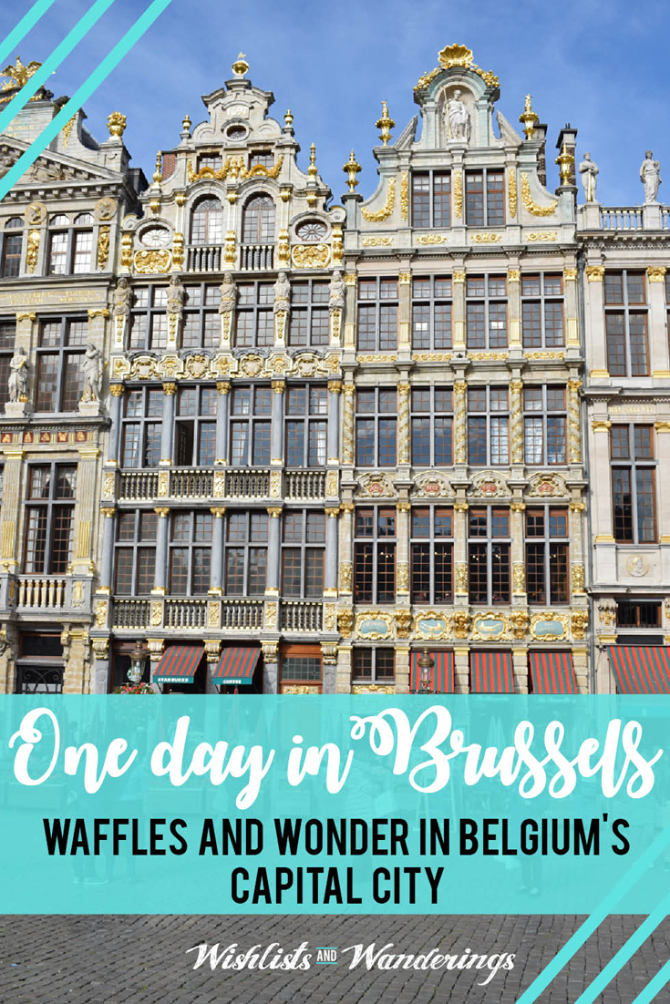 A crazy idea. One train trip. A day in Brussels. Belgium's capital city is a beautiful place to explore - from Belgian chocolate to the photo-perfect Grand Place, independent boutiques, and quirky street art.