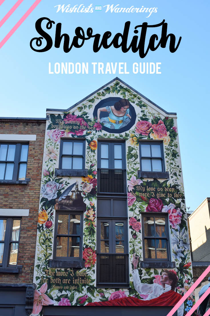 Street art, Shakespeare and so much coolness: London's artsy neighbourhood of Shoreditch is always worth a visit. From Brick Lane's cool stores and eateries, to a shopping container park, the remnants of Shakespearean theatres and a vibrant culinary and nightlife culture, Shoreditch has it all. Here is my guide on what to see, eat and do in this trendy part of east London.