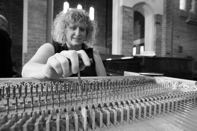 Tracey Callinan - Harpsichord