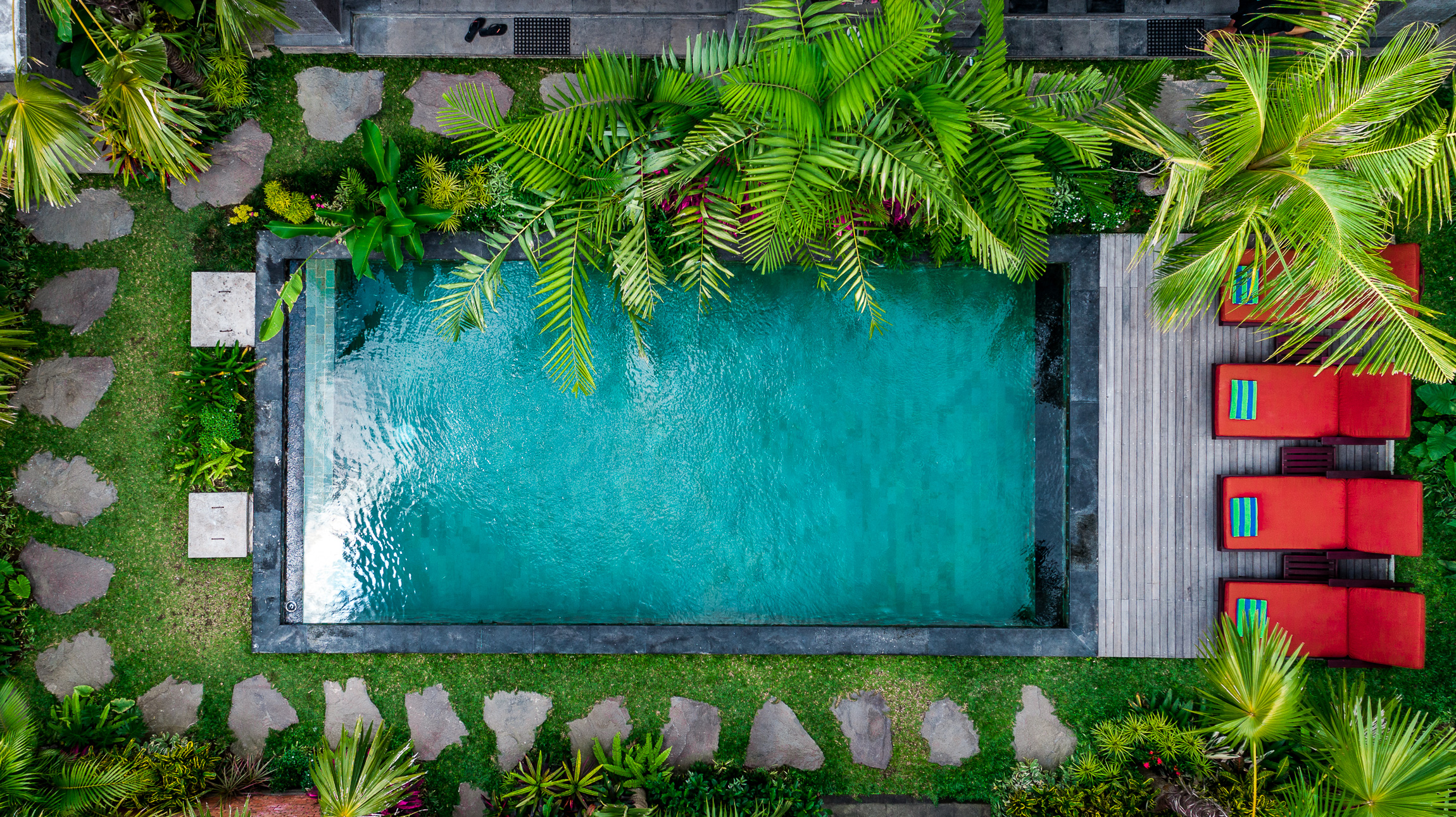 A HEAVENLY HIDEAWAY - A short stroll from the cultural epicentre of Bali.