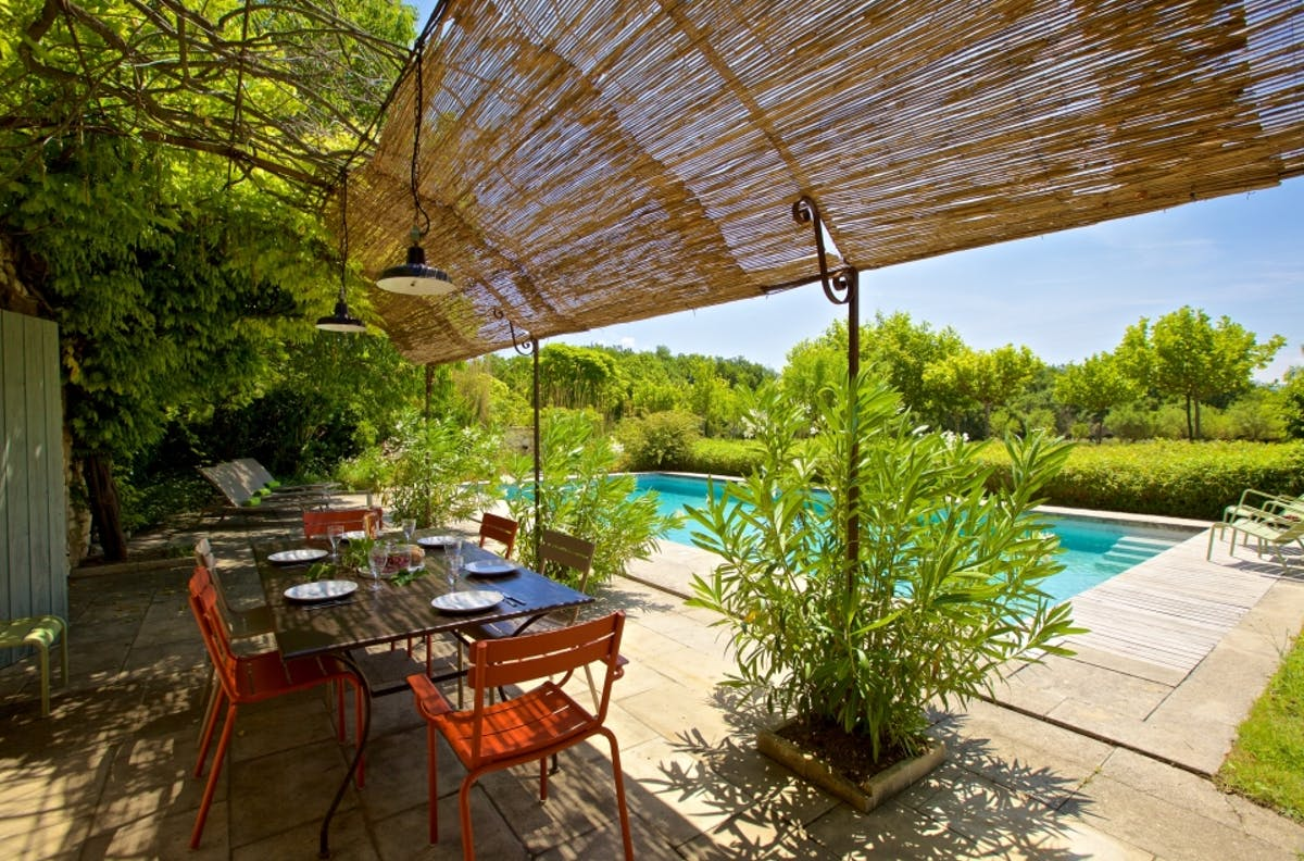 A Provence, Luberon Area home on Stay One Degree, available  here