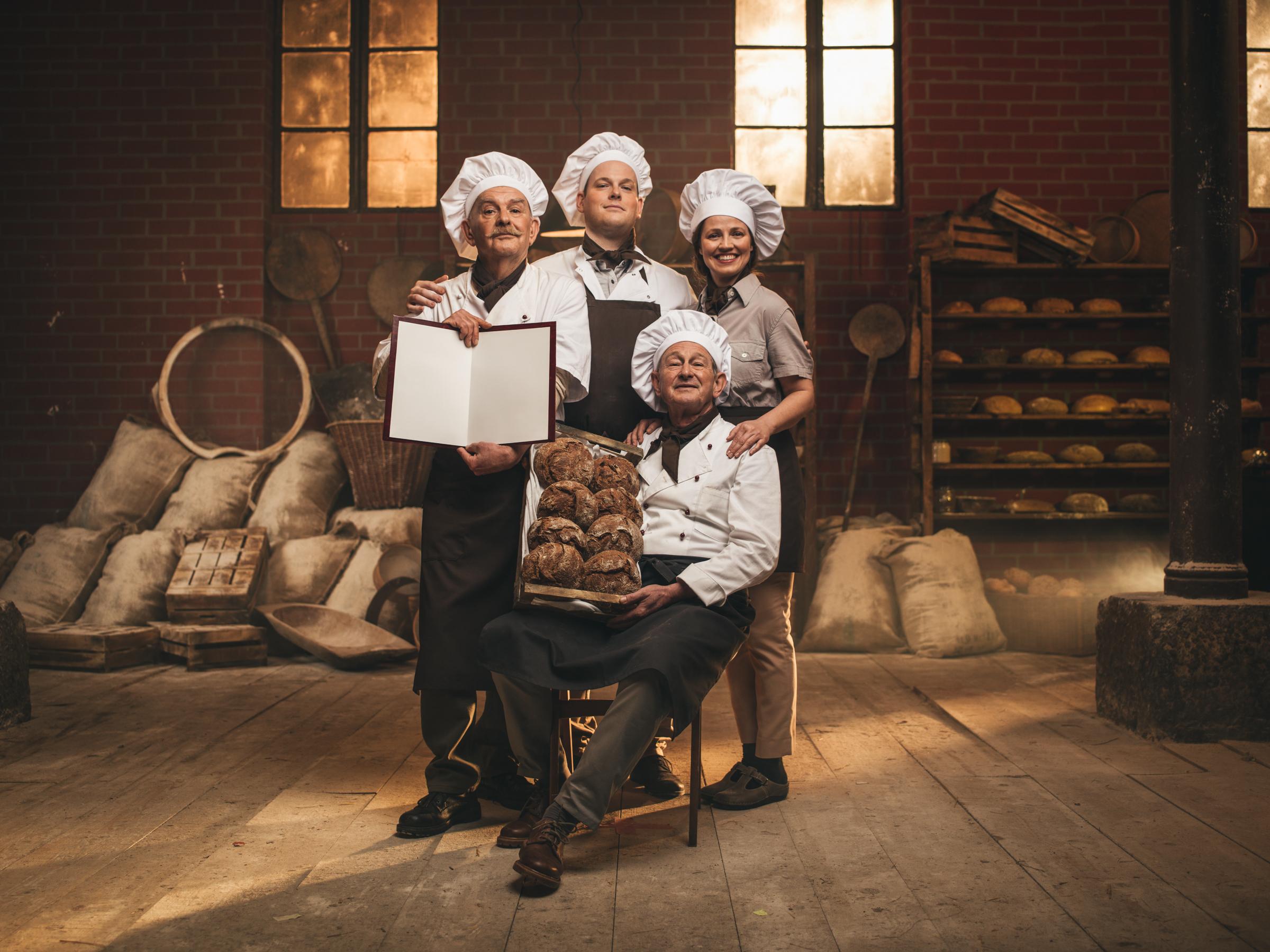 Hofer Bake Off  for Saatchi & Saatchi