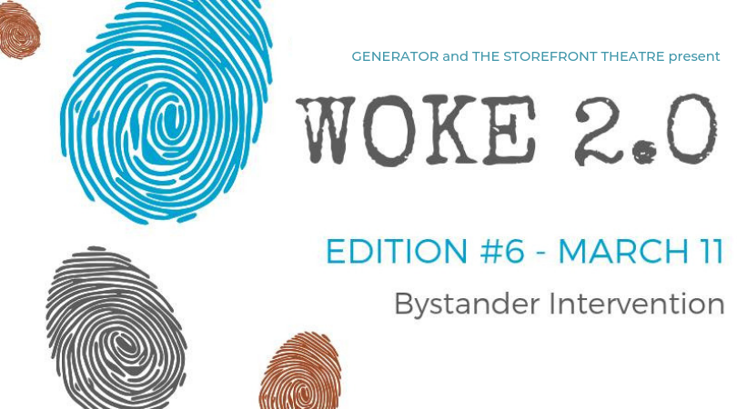Woke 2.0 Bystander Intervention