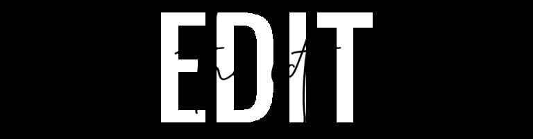 THE EDIT // SAMOSBISTON.COM