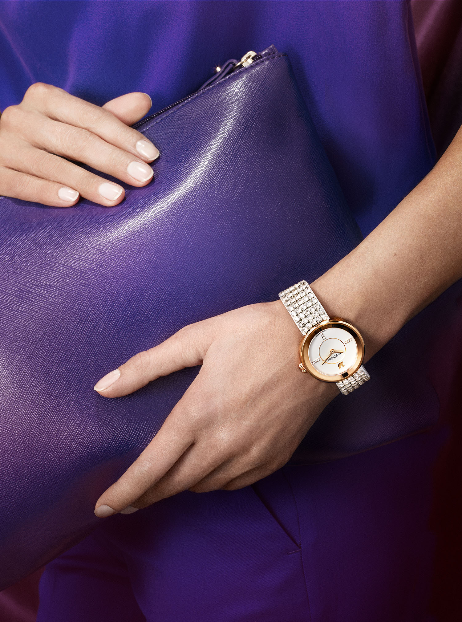 Christoph Sagel - Swarovski Watches Catalogue, In the Headroom