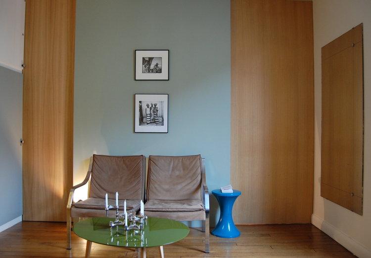 TAILLANDIERS - Refonte des espaces à vivre d'un deux pièces34m2 |75011 |Livré en mars 2013