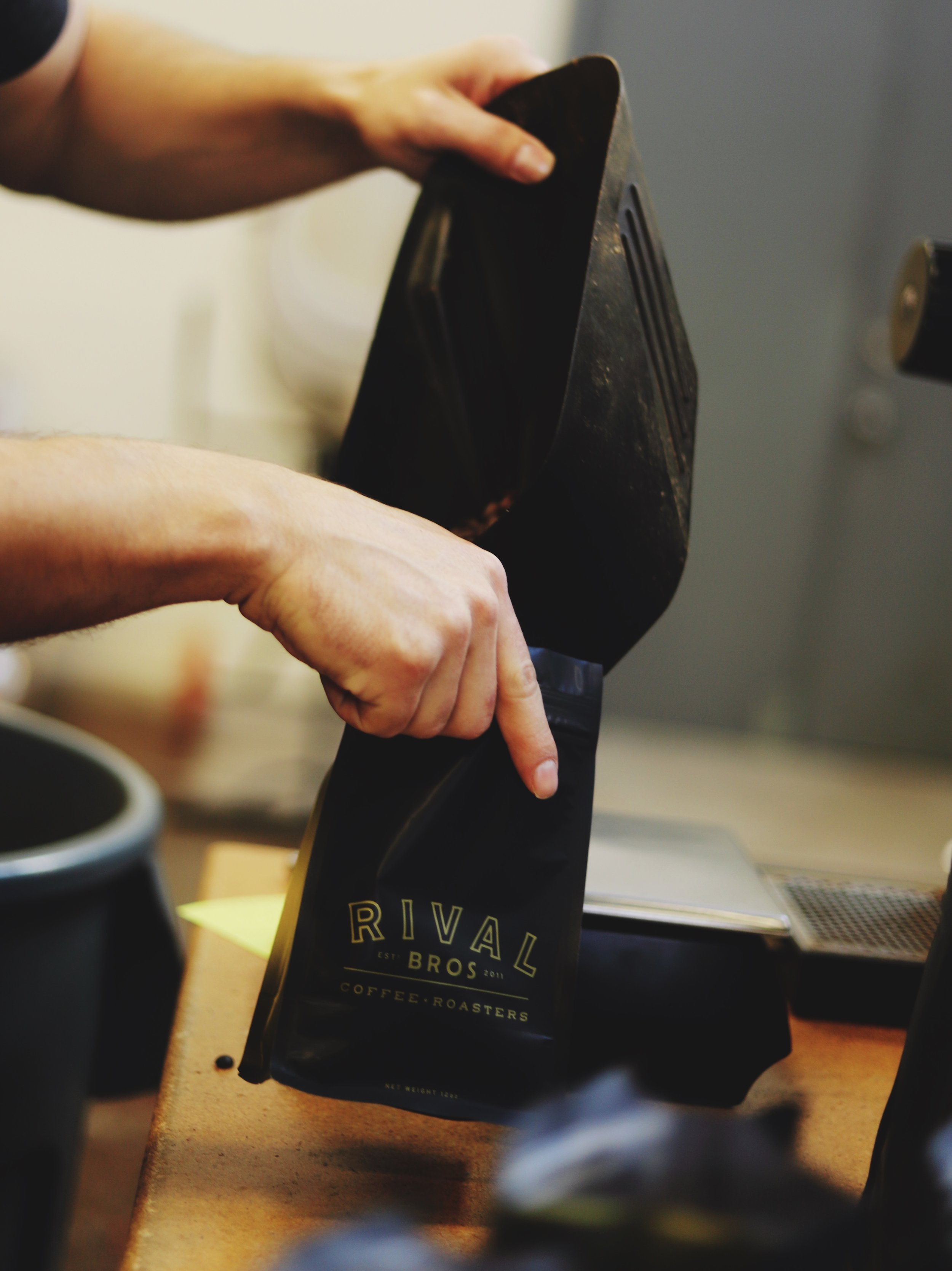 Rival Brothers Coffee Roasters