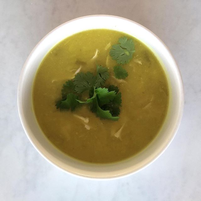 Perfect soup for a cold day, made the stock base using saved up vegetable peels and miso so much more flavourful than using stock cubes! This afternoon I m making banana bread using banana peels according to a @_sarahwilson_ recipe . Her new simplicious flow cookbook is full of these kind of recipes recycling food 'waste' but you can also find the recipe online. I m always interested in cooks with a #roottostalk philosophy. If you know of any others let me know! @food.unfolded #eatingthegap #soupforacoldday #homecooking