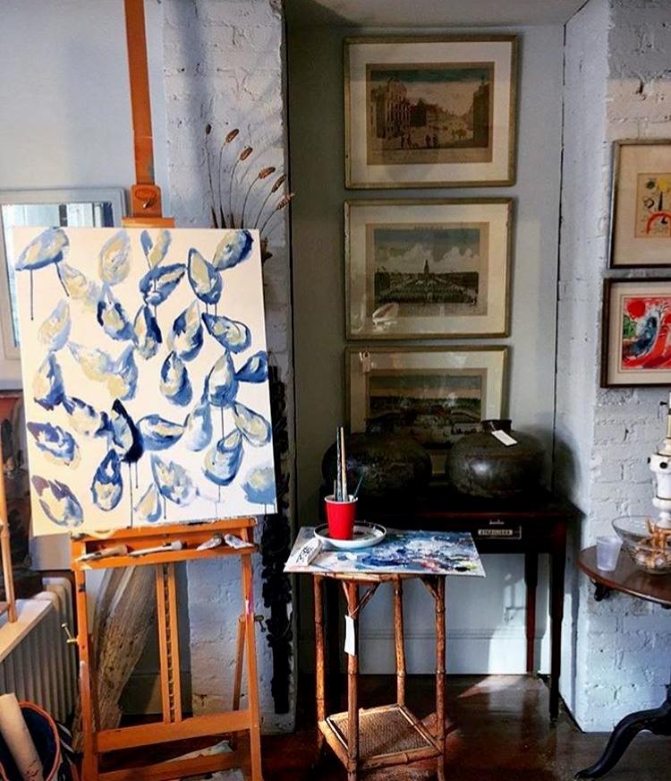 Annapolis Art Week at Natalie Silitch