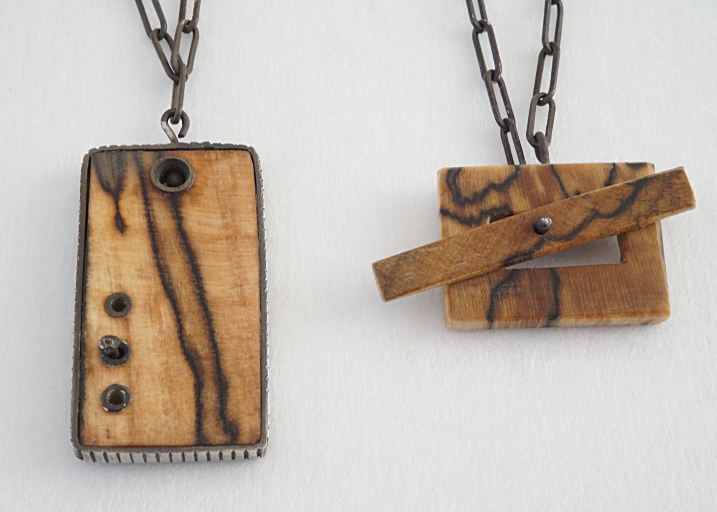 Northern maple pendant