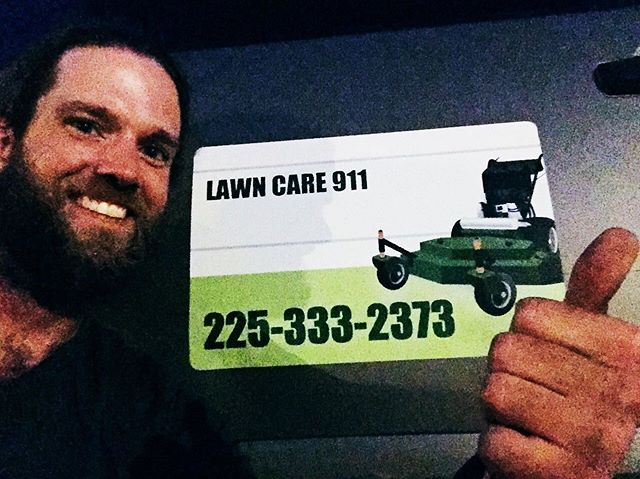Thanks a million to Lawn Care 911 and owner Jason Harris! Jason is a true blue hero who dropped everything he was doing late last week to go help one of our beneficiaries in need of some lawn care services. Please call Jason if you need any help with your yard. He is a great guy and does a great job!  #payitforward.  #clashofthecooks