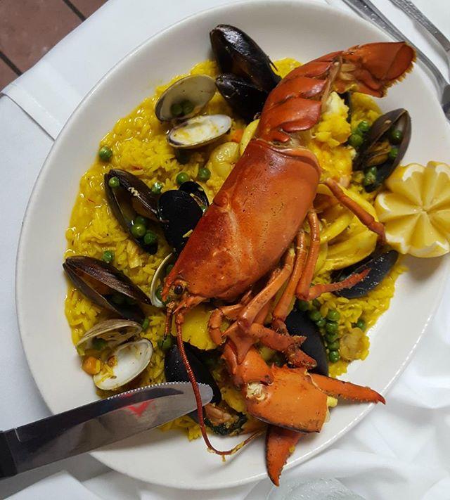I am on a seafood diet- I SEA food and I eat it!