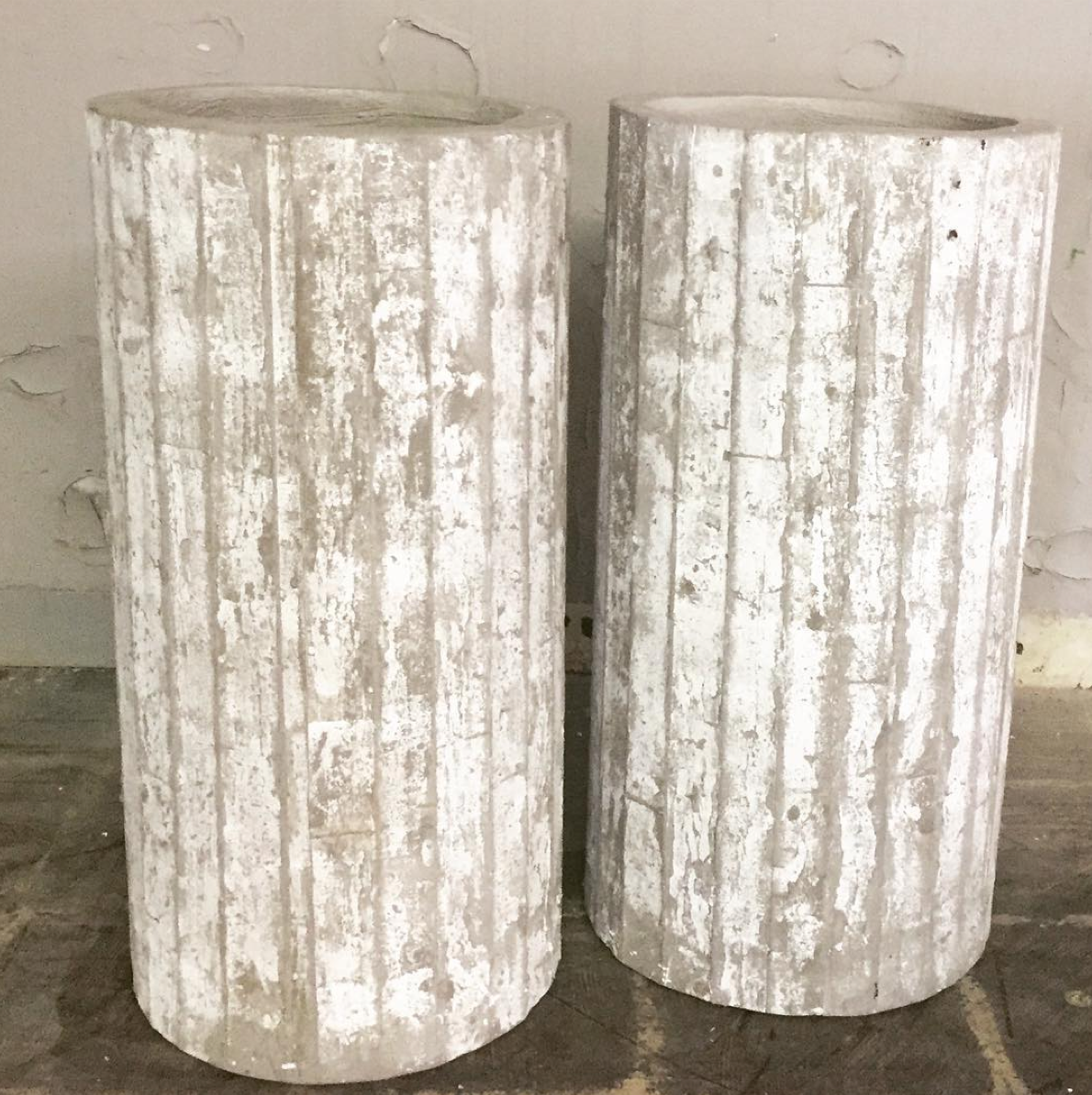Concrete Containers