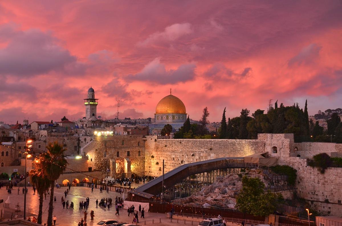 Jerusalem, Capitol of Israel