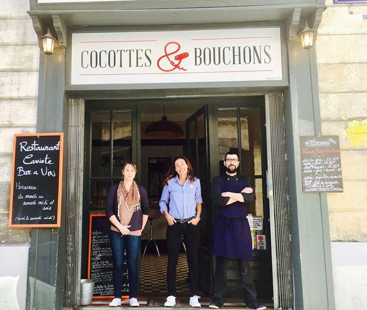 Cocottes & Bouchons, Bordeaux