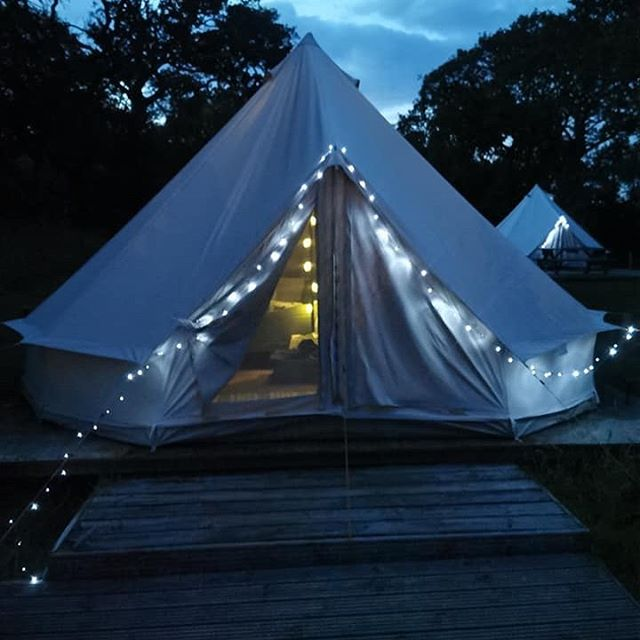Availabilty this week ... Monday 19th to Friday. #glamping #fairylights #dyfi #outdoors #