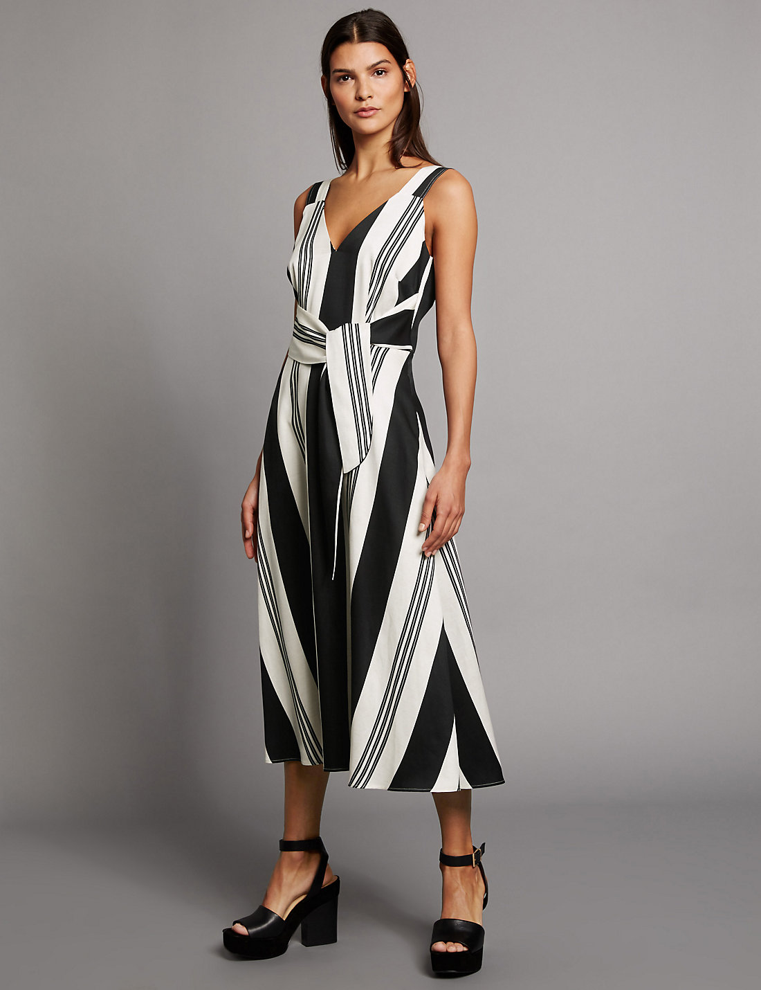 M&S  £65.00 Love monochrome, Love this dress. Great for a city wedding, you can keep your shoes black or add a flash of colour, red, orange and yellow would work beautifully.