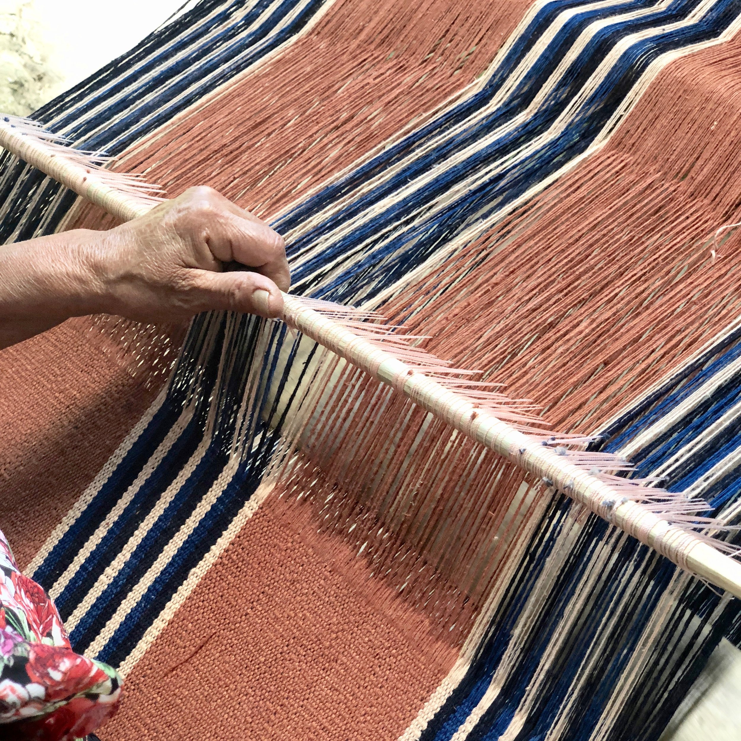 Visit our artisans - Volcanoes and Textiles Tour