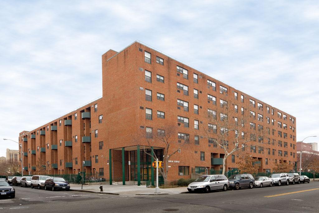 New York, Bronx,  Maria Lopez Plaza