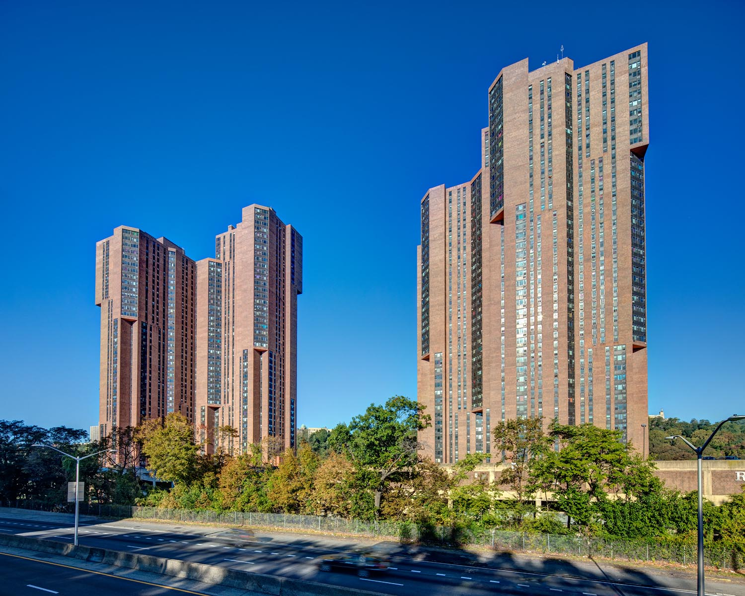 New York, Bronx,  River Park Towers