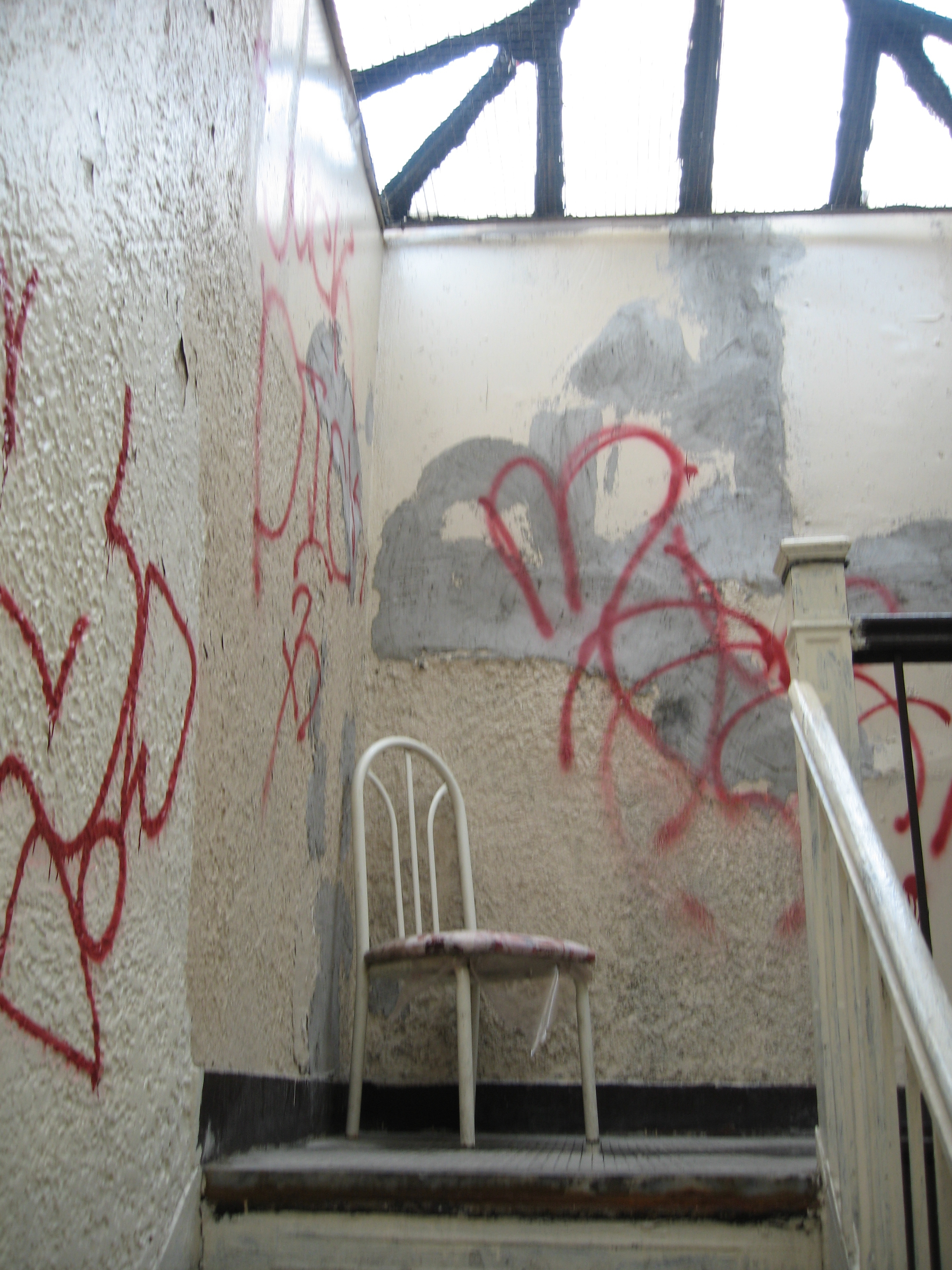 OLR LBCE- Hallway stairs BEFORE.JPG