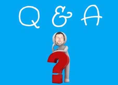 Joe pondering the big questions…