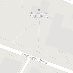 Thomas Crane Main Branch