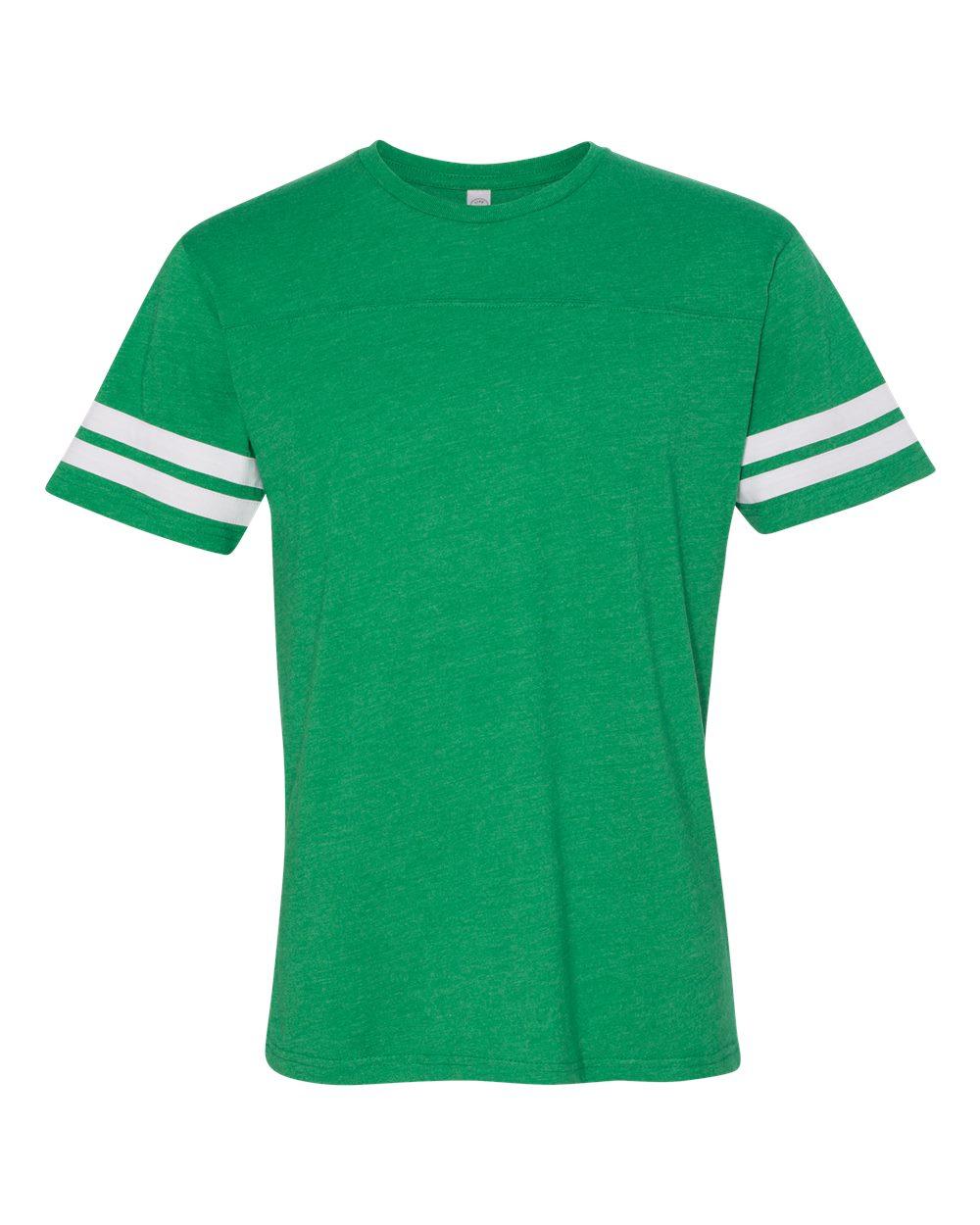 Vintage Green/ White