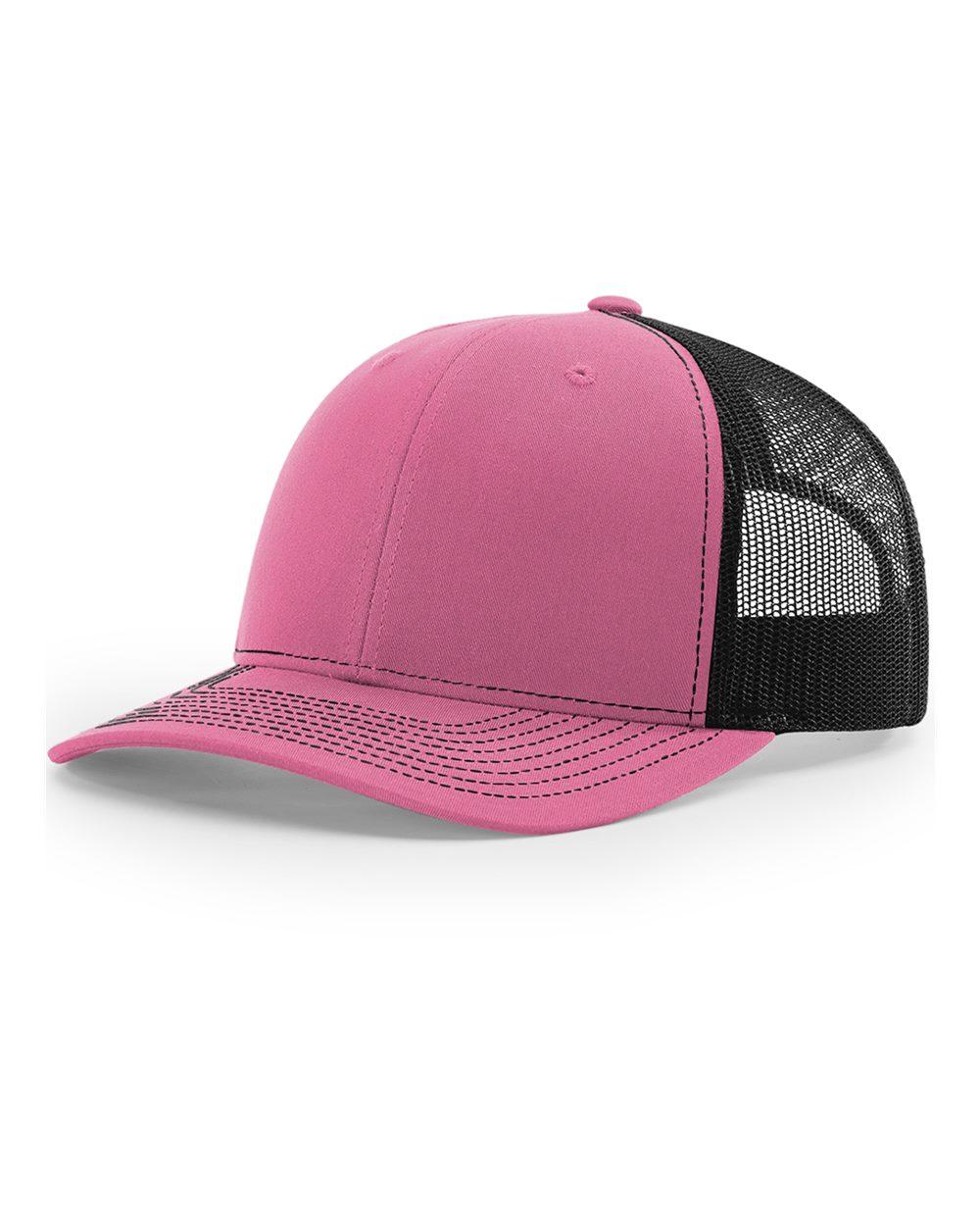 Hot Pink/ Black