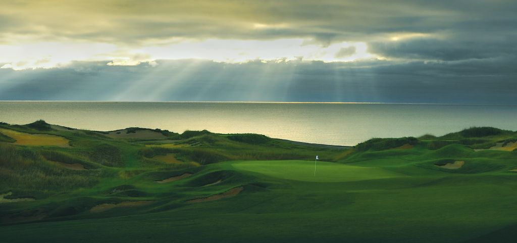 play golf at the world's top rated golf courses