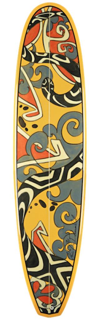 Kim-McDonald-Artist---Oceania-Series-Surf-Board---Eels-Lengend.jpg