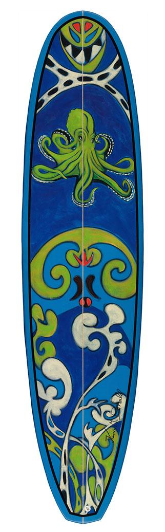 Kim-McDonald-Artist---Oceania-Series-Surf-Board---Octopus-Gardens.jpg