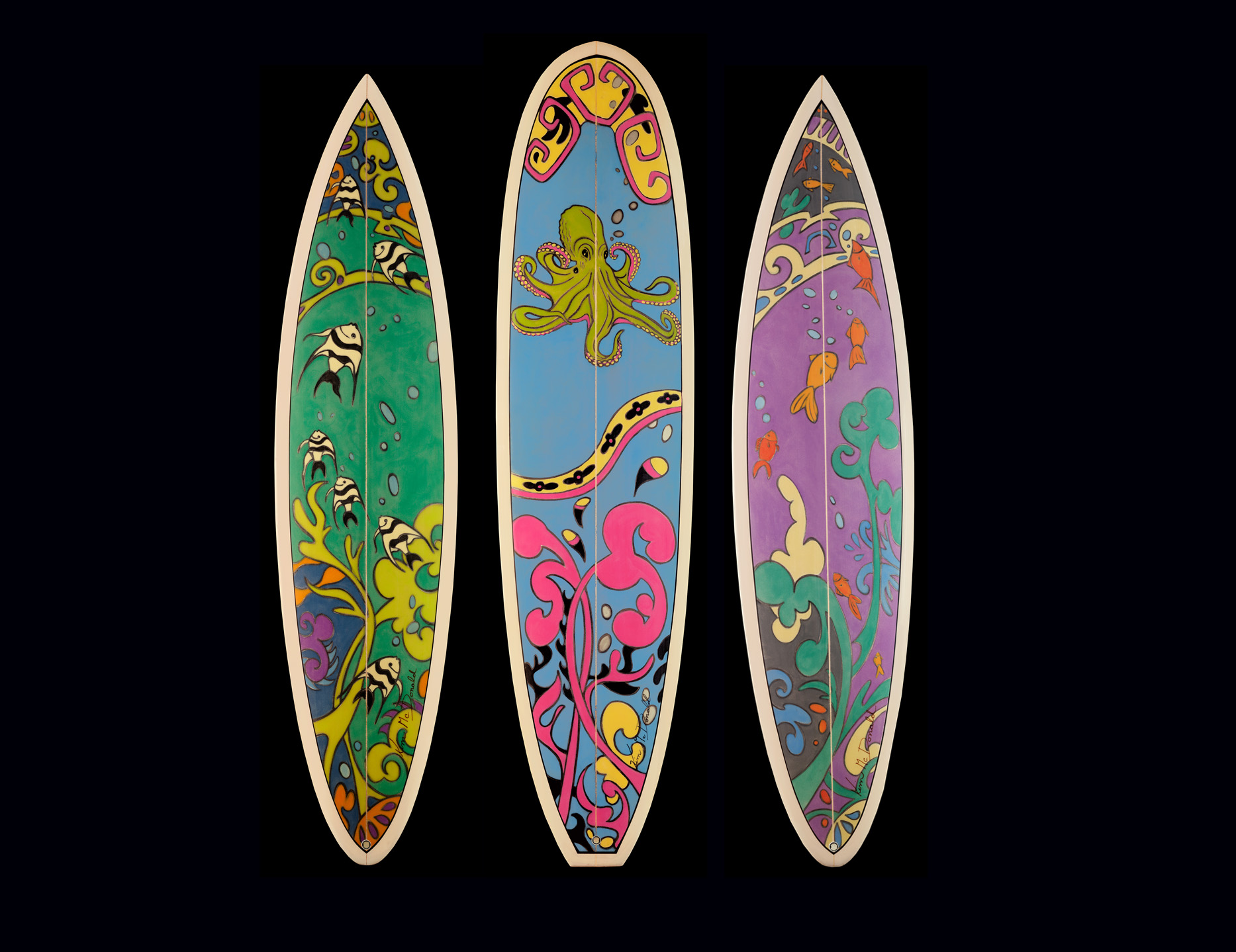 New Colorful Boards BLK
