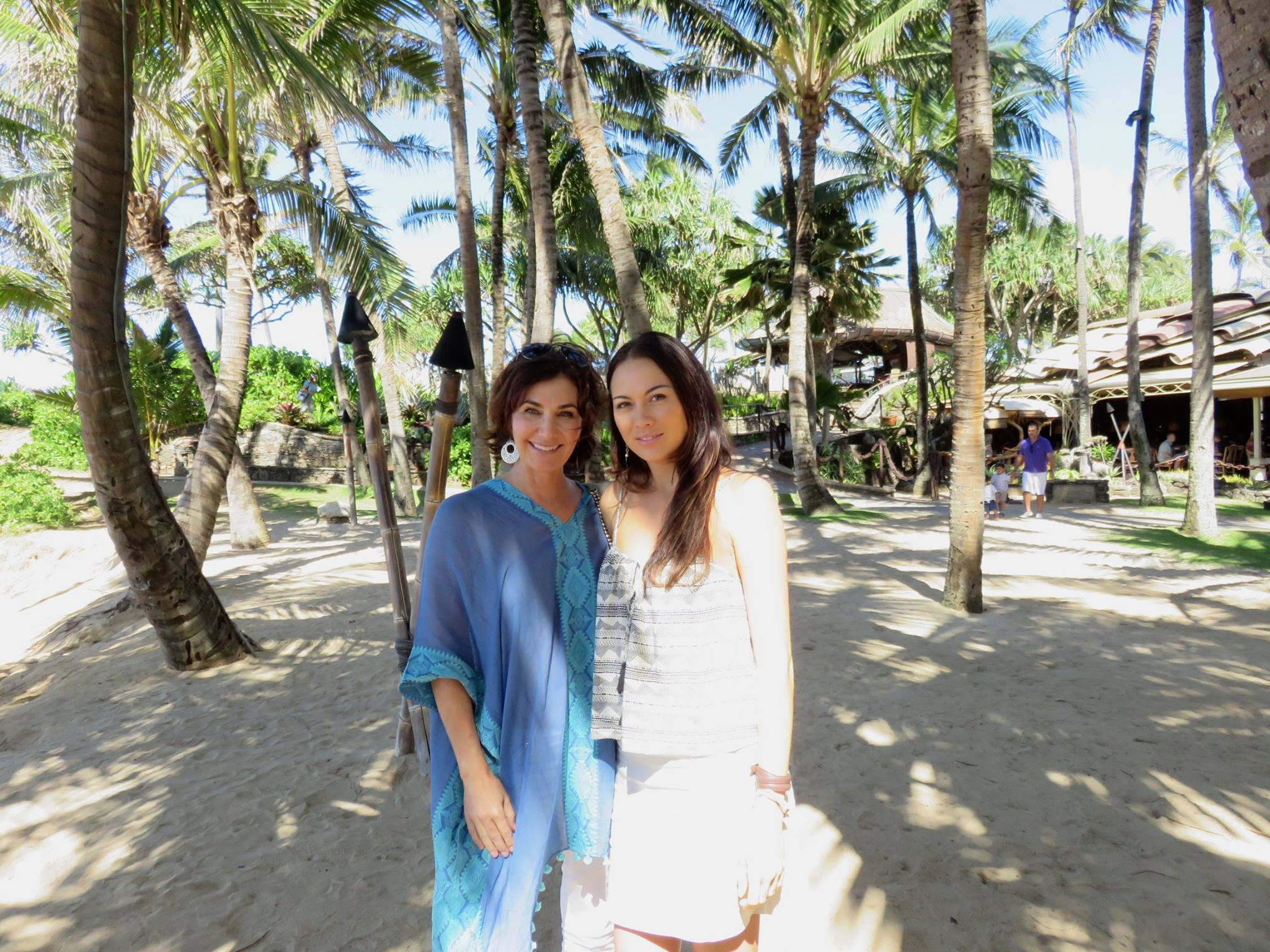 Kim and Liz _ Mamas