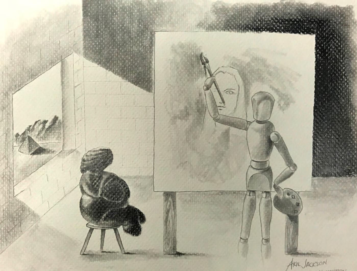 Student Work #10: Origins of Civilization