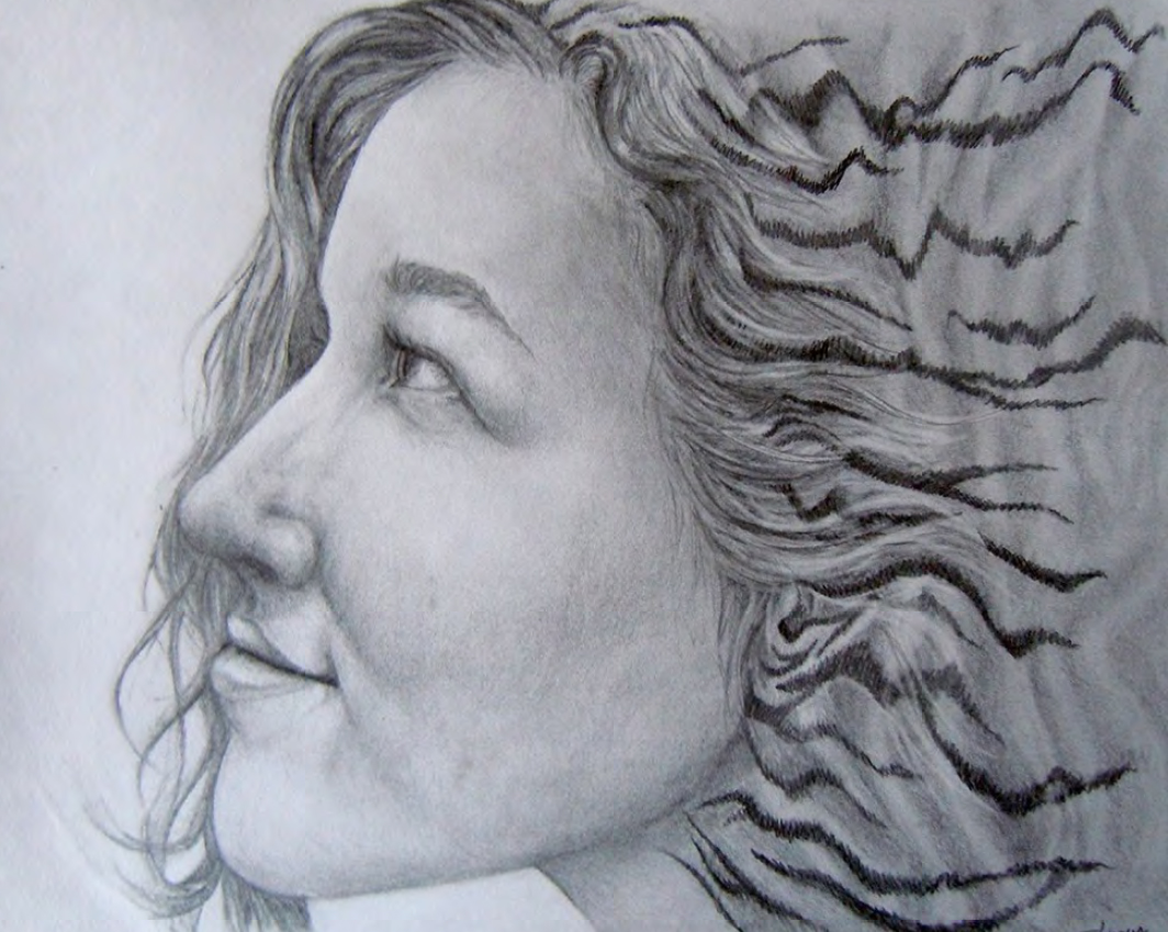 Student Work #12: Self-Portrait