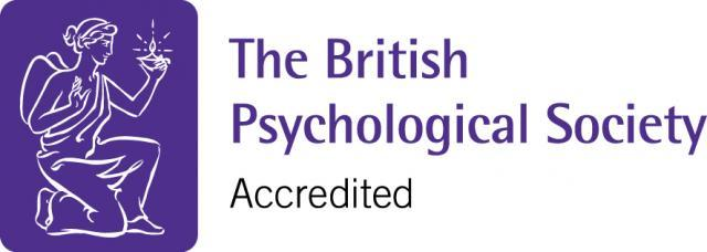 The British Psychological Society Accredited