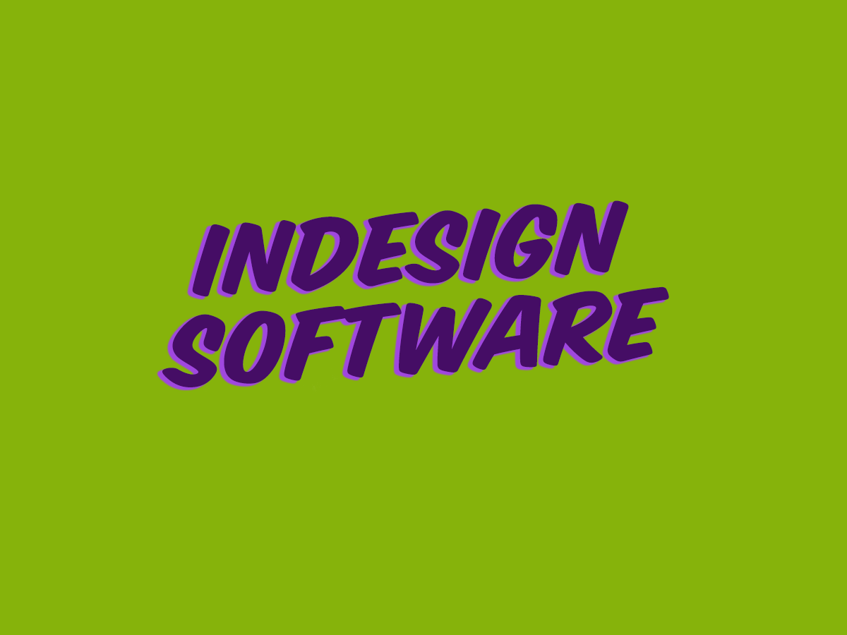 ART 1200 – InDesign Software   Students learn the skills, tools and procedures needed to create electronic page layout files for output using leading industry software.   Canvas Site   YouTube Videos   Slideshow Lectures   Resources from the Web