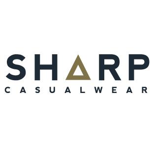 Logo - Sharp Casualwear