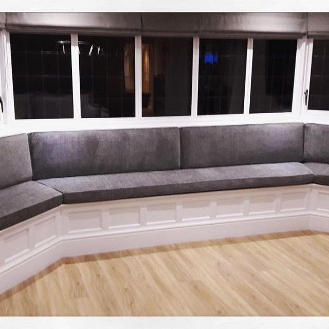 bespoke banquette seating london
