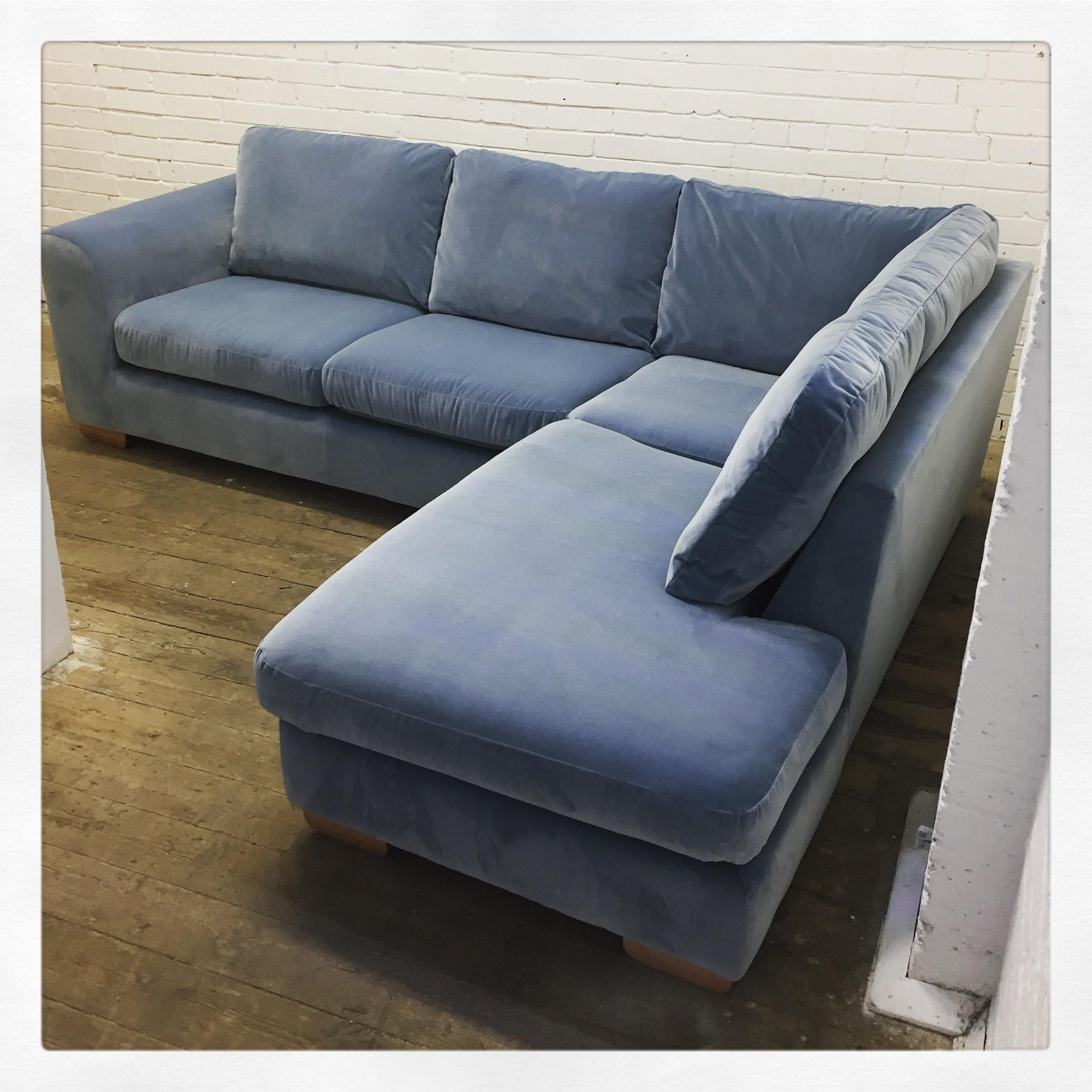 sofa reupholstery london