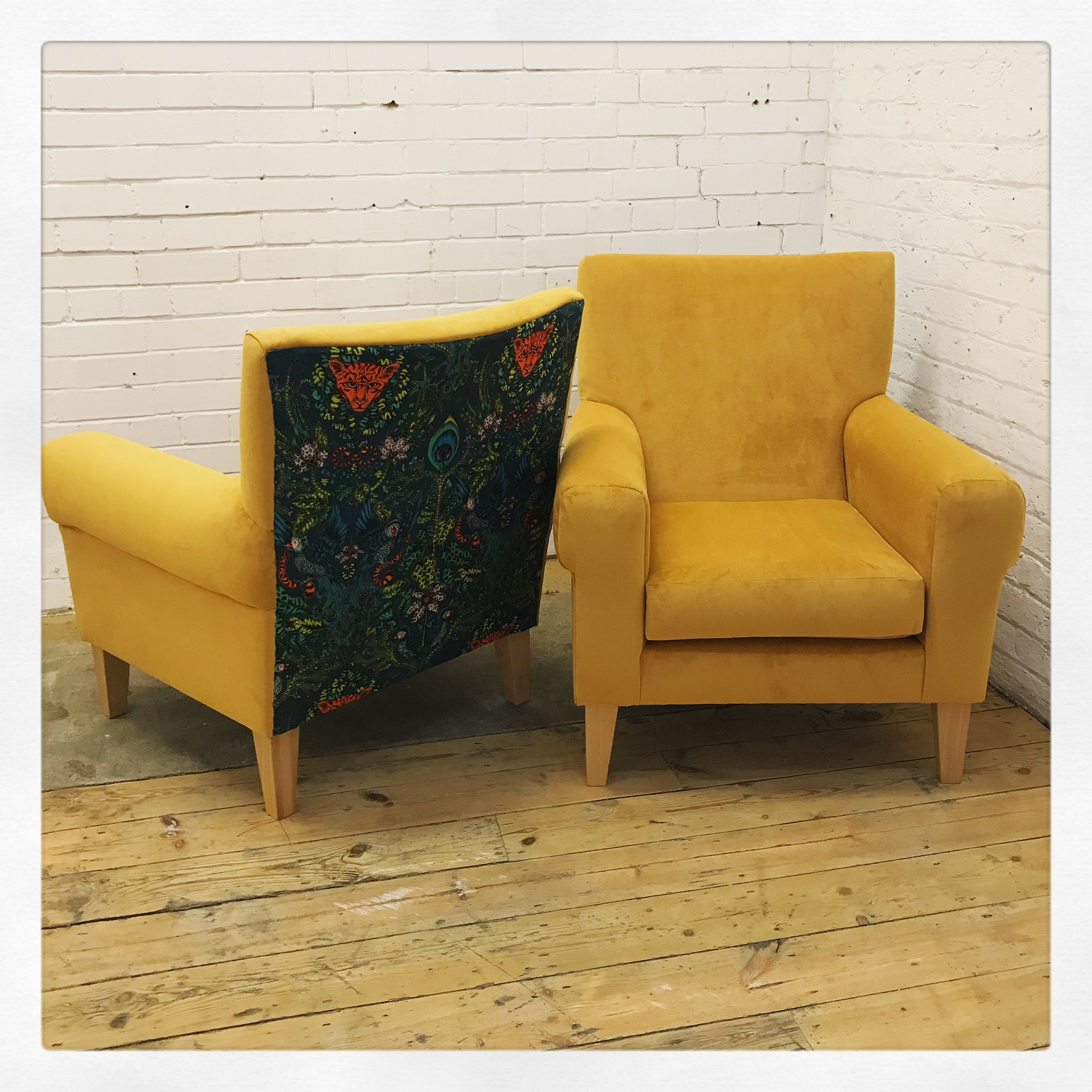 commercial upholstery london