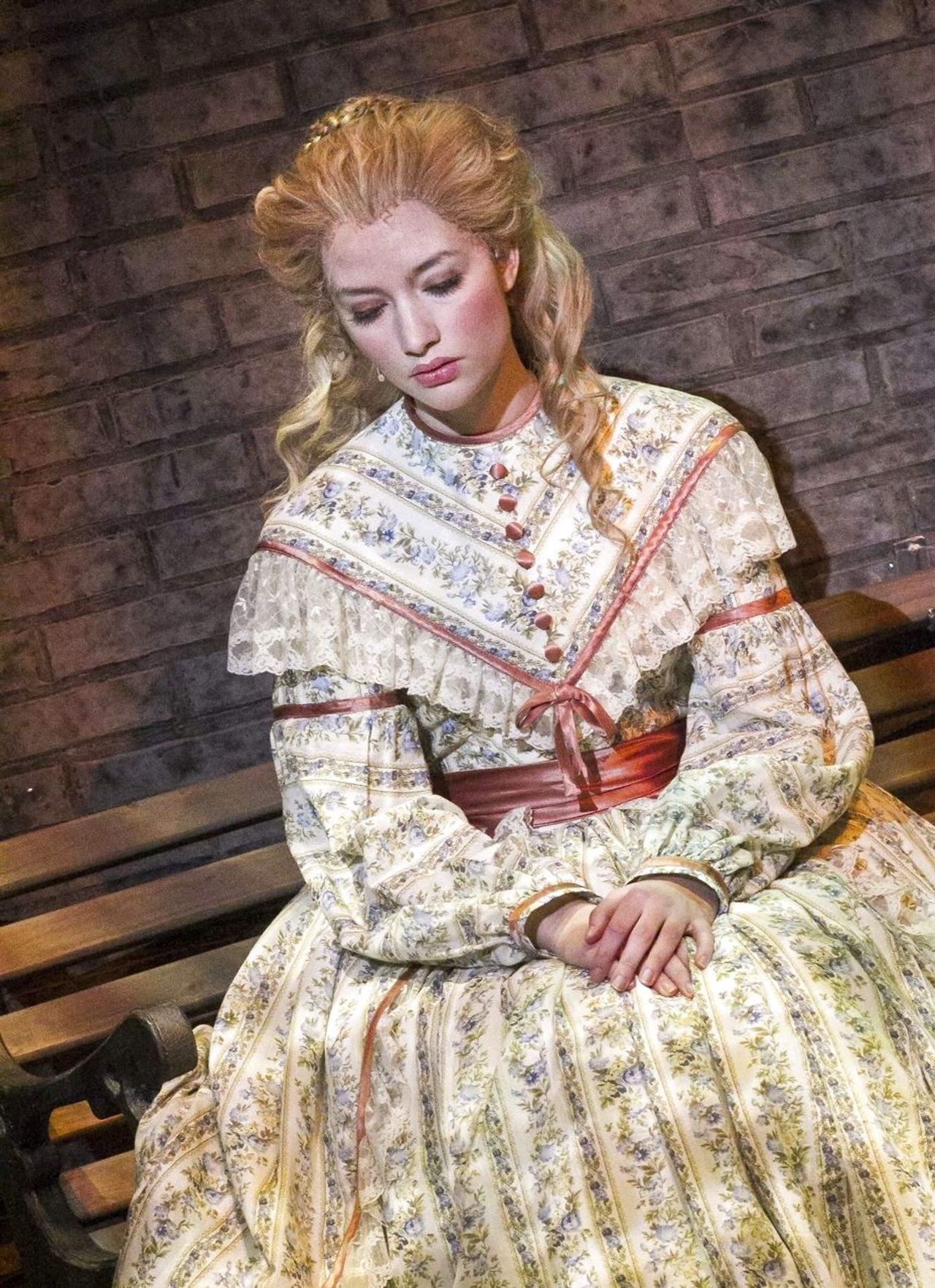 Cosette, Les Misérables 2014