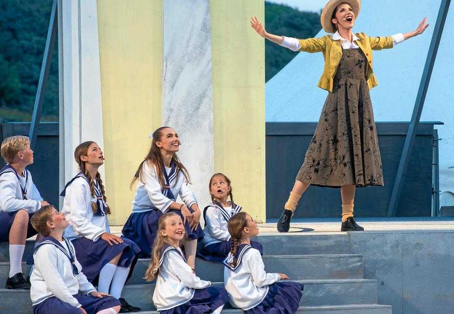 Maria, The Sound of Music, 2019