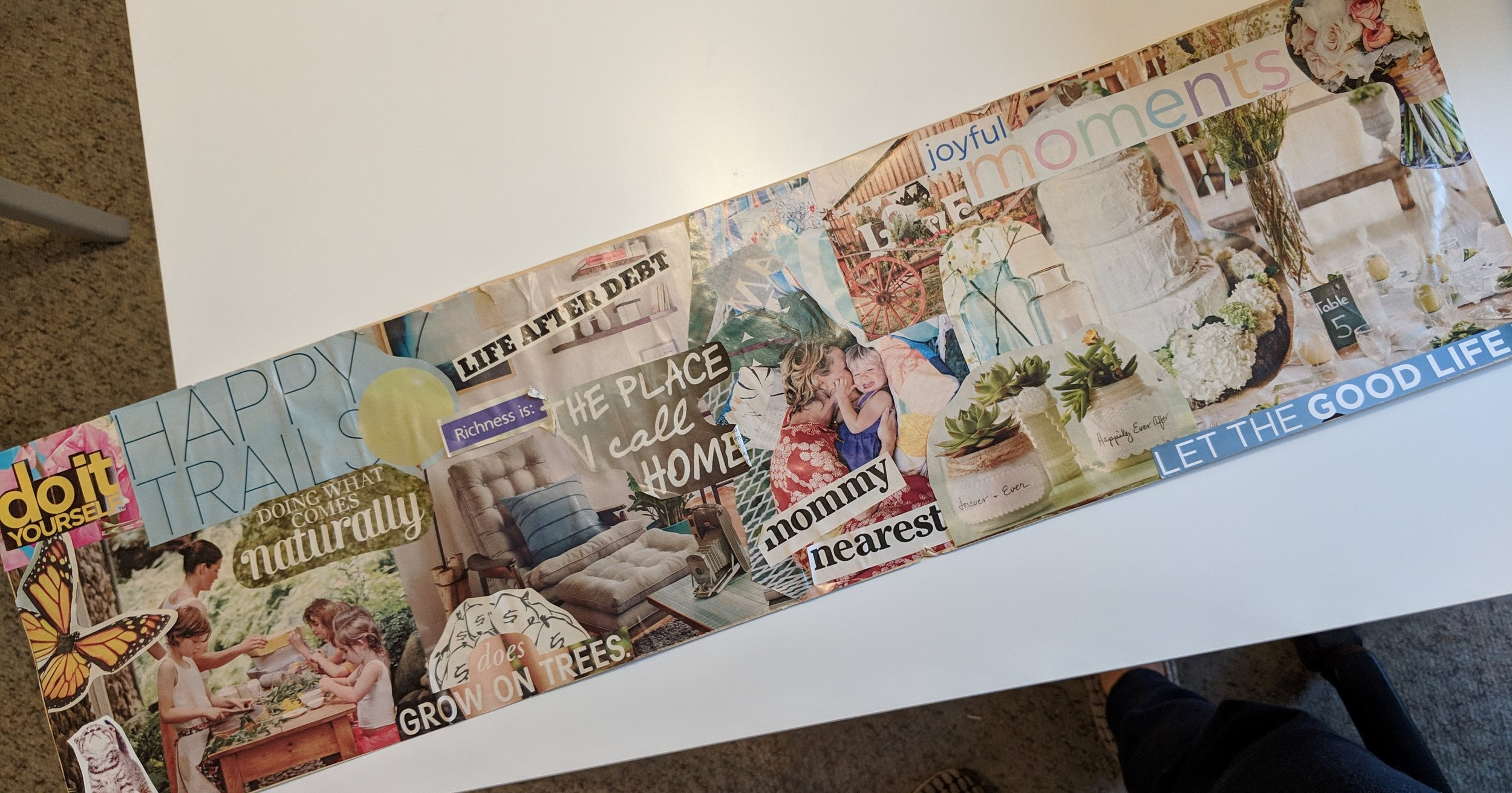 how-to-vision-board-2019